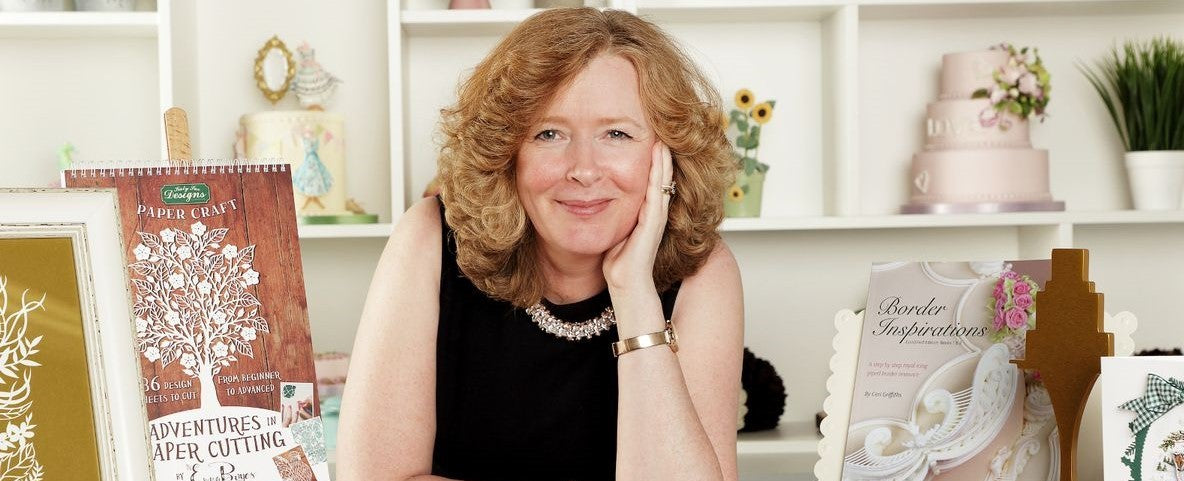 Susan Balfour, CEO of Katy Sue Designs Ltd, nominated for Outstanding Business Leader Award at 2020 Glass Slipper Awards