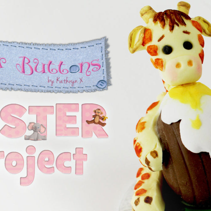 Sugar Buttons Easter Video Project