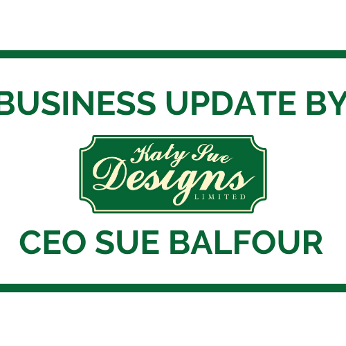 Business Update by CEO Sue Balfour