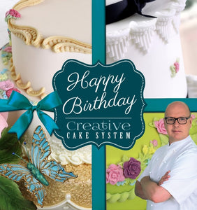 Happy 1st Birthday to Creative Cake System!