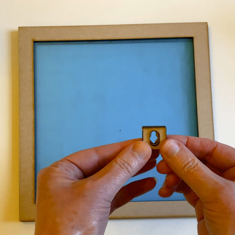 How to Assemble MDF Floating Frames
