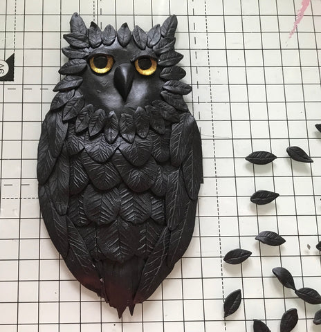 Katy Sue Designs - Karen Seal Owl Journal Tutorial