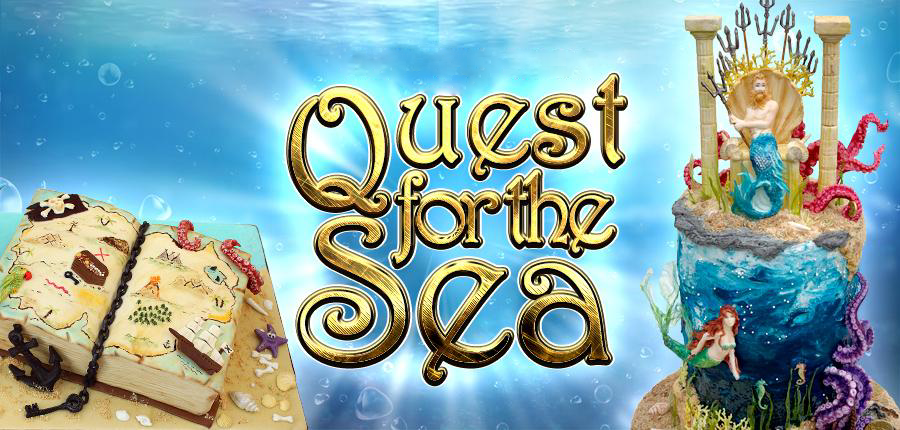 Quest for the Sea collection on Katy Sue