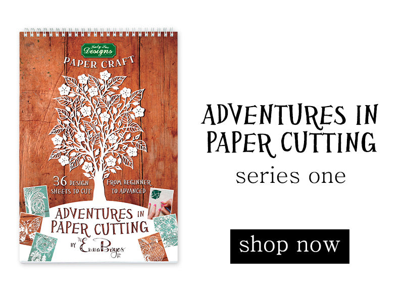 Shop Adventures in Paper Cutting Series 1