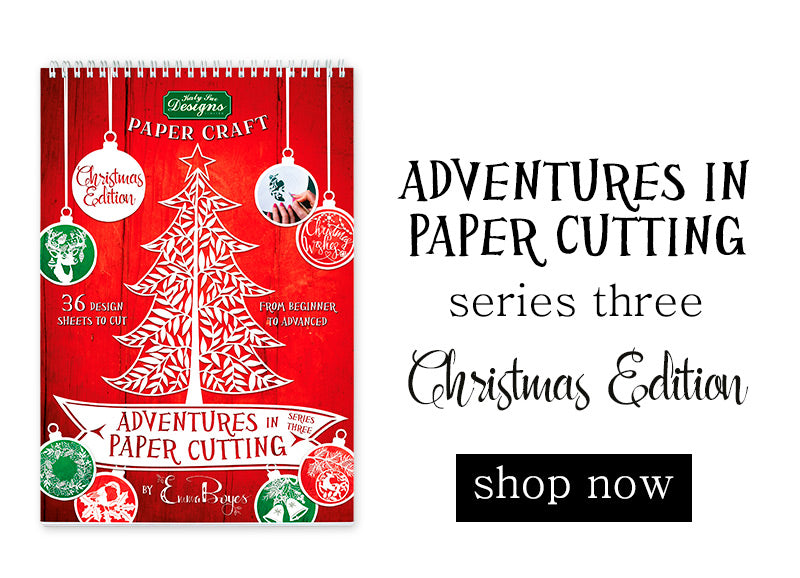 Shop Adventures in Paper Cutting Series 3 Christmas Edition