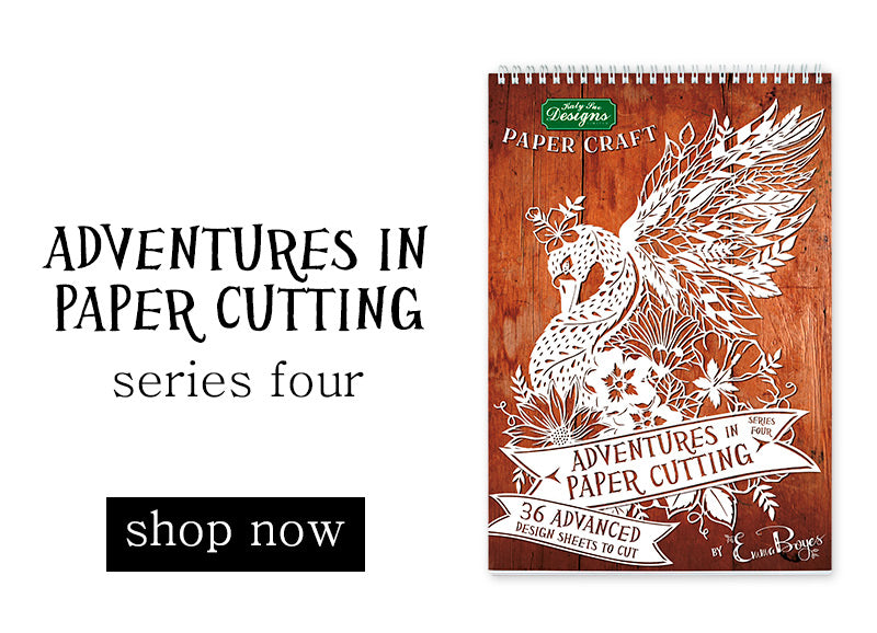 Shop Adventures in Paper Cutting Series 4