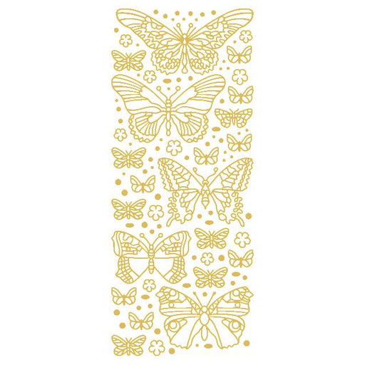 Butterflies (L&S) Gold