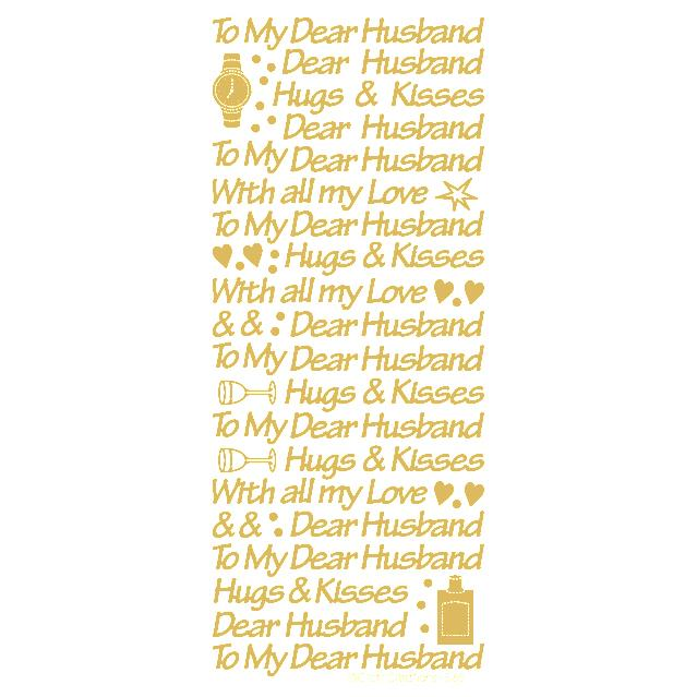 Husband  Gold