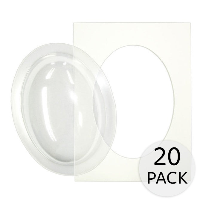 Display Globes (Pack of 20)