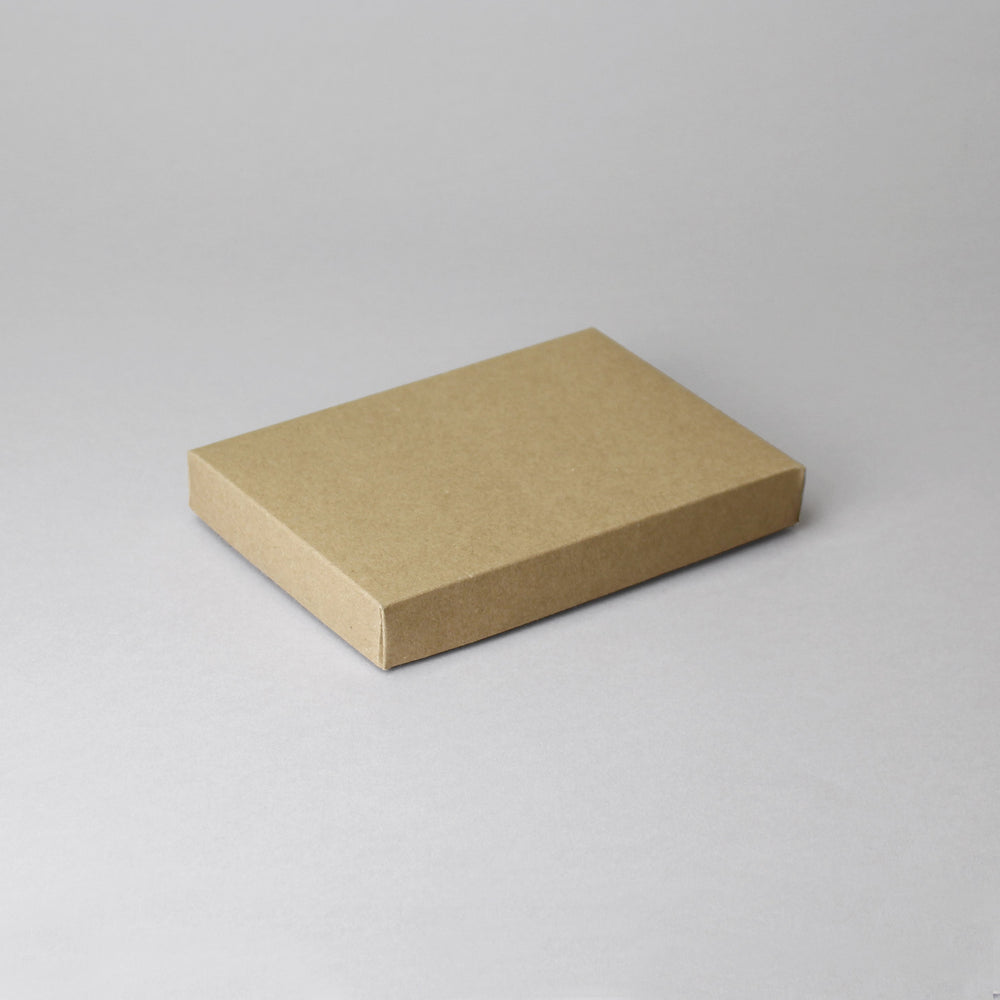 4.5 x 6.5 Brown Kraft Card Boxes (Pack of 10)