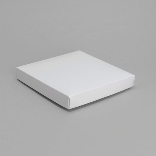 6 x 6 Classic White Boxes (Pack of 10)