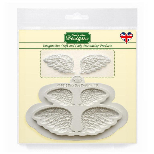 C&D - Wings Silicone Mold Pack Shot