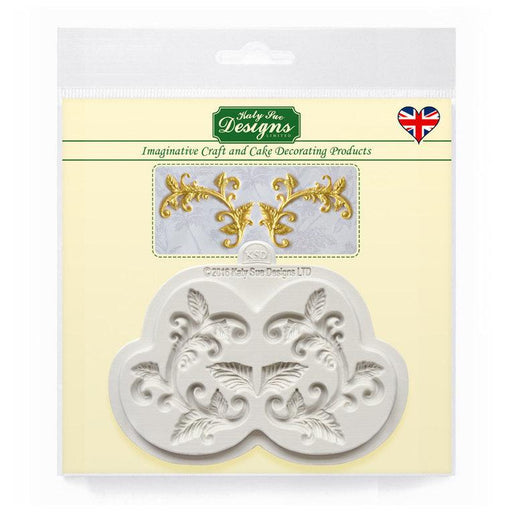 C&D - Leaf Flourish Silicone Mold Pack Shot