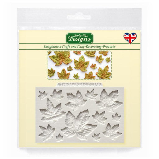 C&D - Maple Leaves Silicone Molds Pack Shot