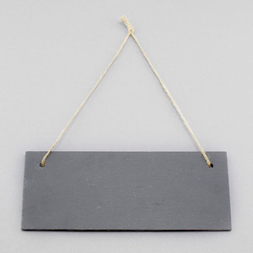 Slate Hanging Plaque