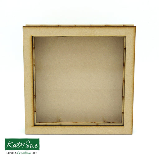 MDF Square Shadow Box Frame