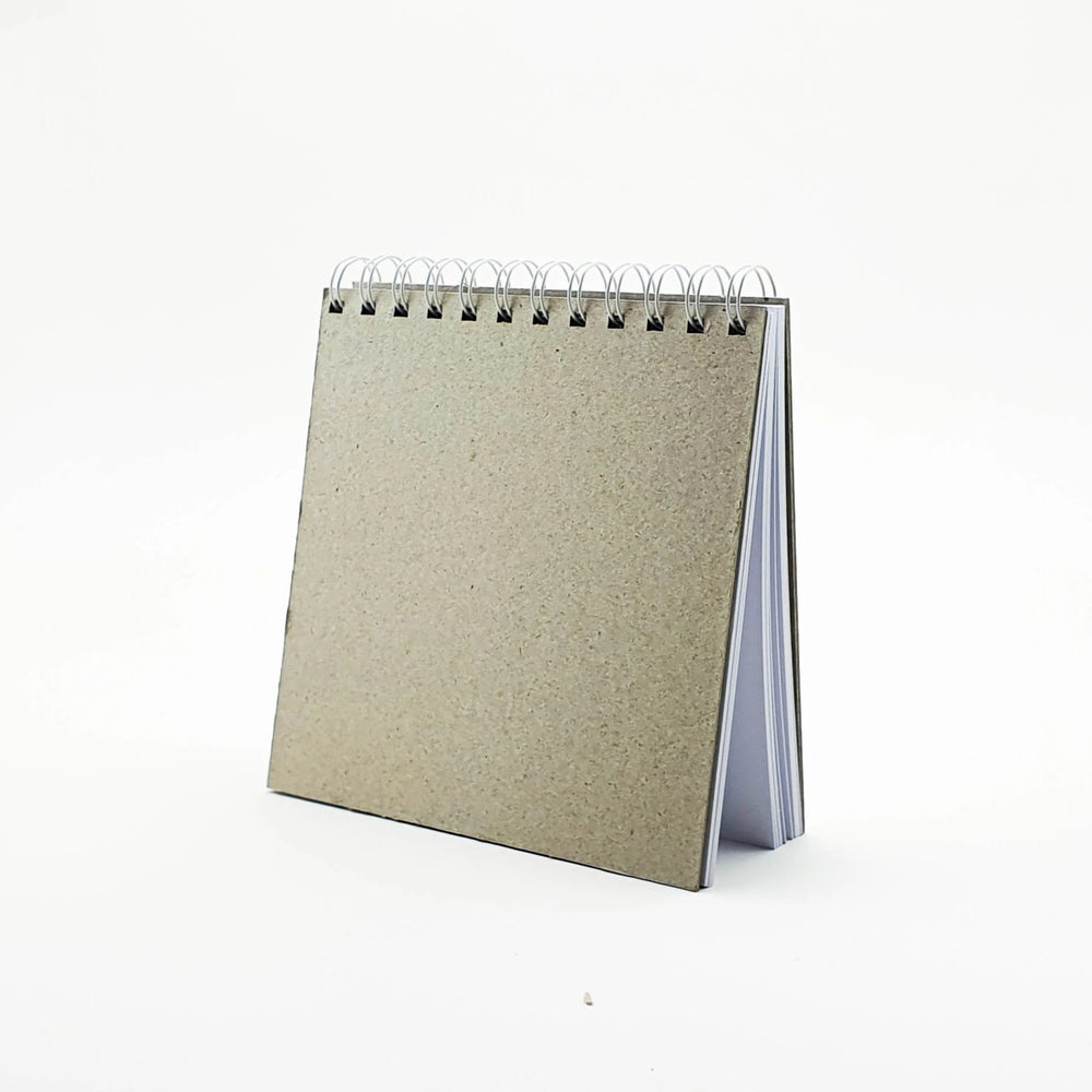 6 inch Square Journal Book