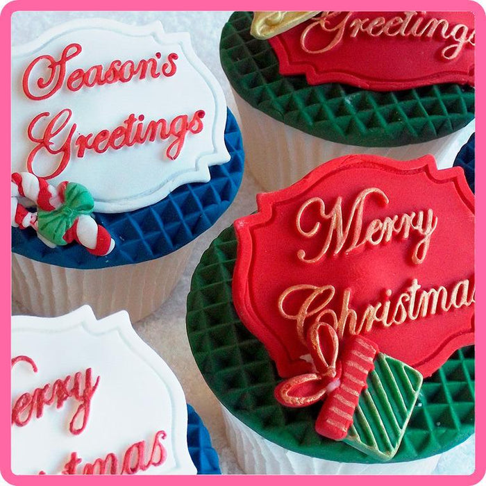 CD - An idea using the Christmas Embellishments Mould product