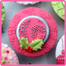 CD - An idea using the Holly Trio Silicone Mould product