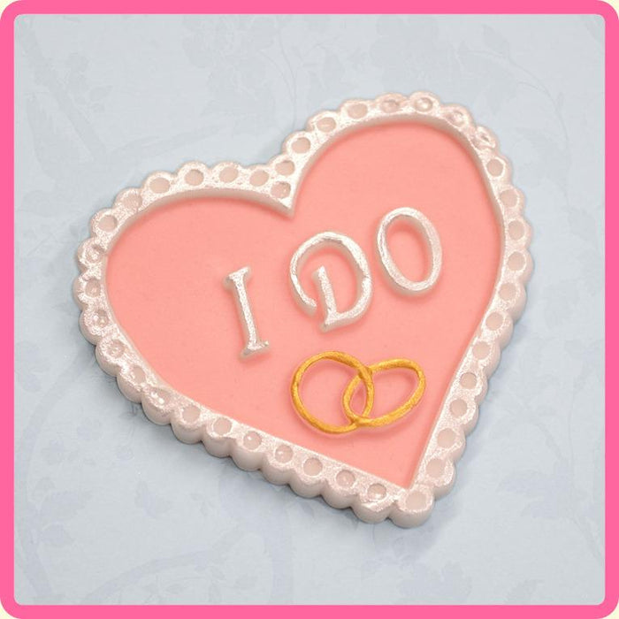CD - An idea using the I Do Silicone Mould product