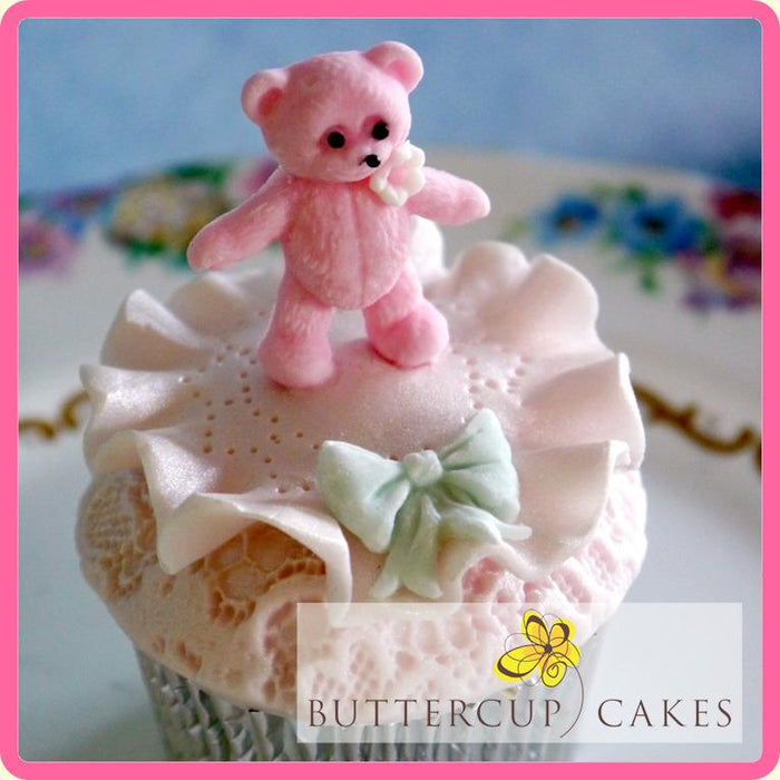 CD - An idea using the Baby Teddy Bear Silicone Mould product