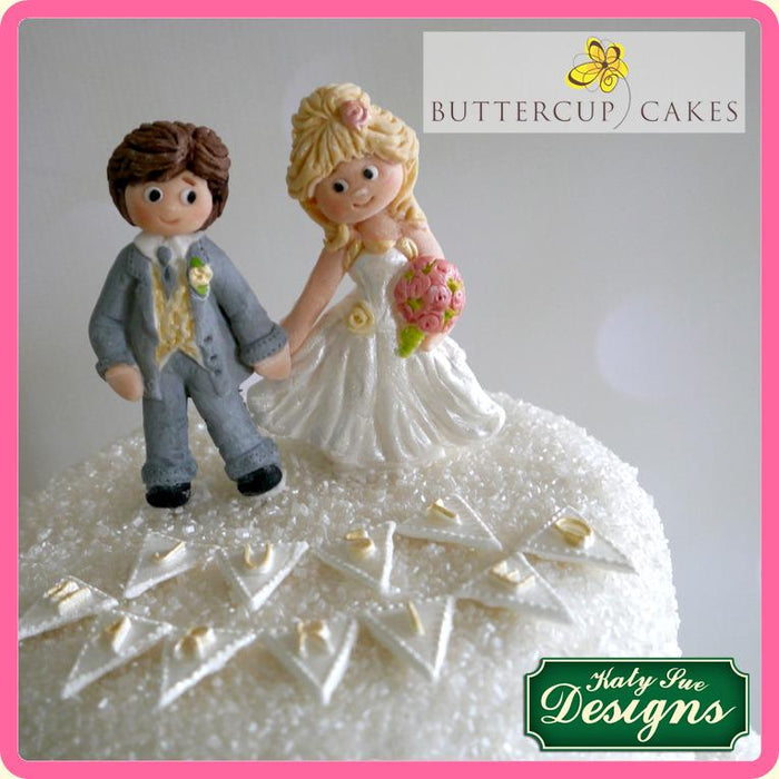 CD - An idea using the Groom Sugar Buttons Silicone Mould product
