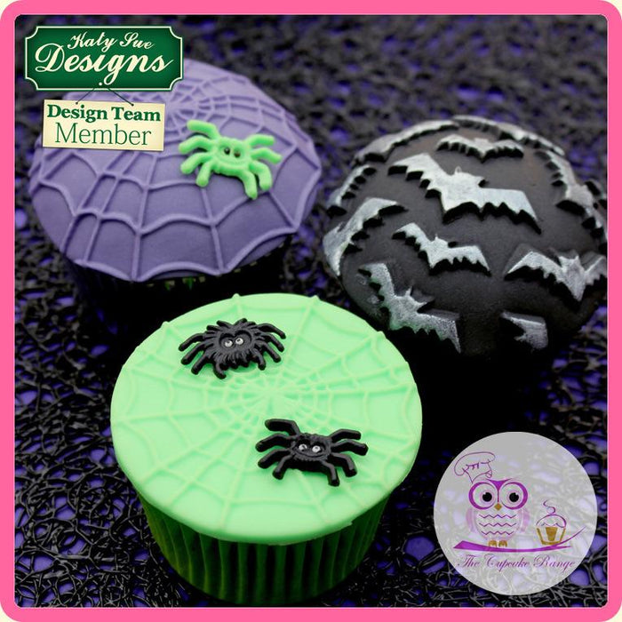 CD - An idea using the Spiders & Web Silicone Mould product
