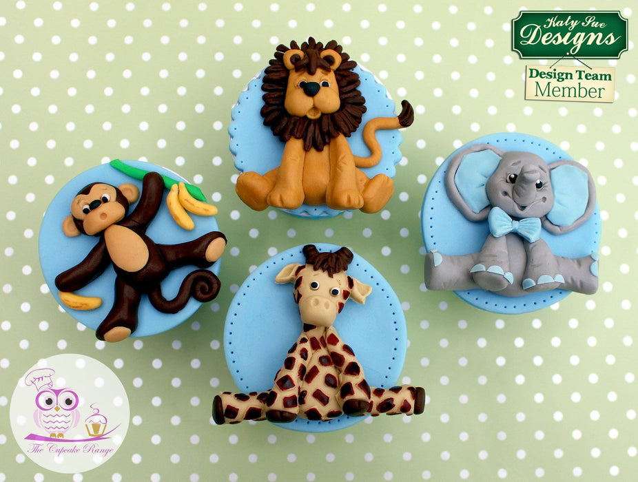 CD - An idea using the Monkey Sugar Buttons Silicone Mould product