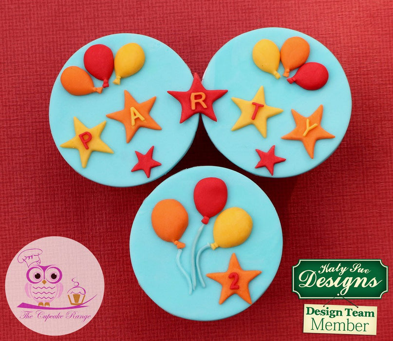 CD - An idea using the Balloons Silicone Mould product