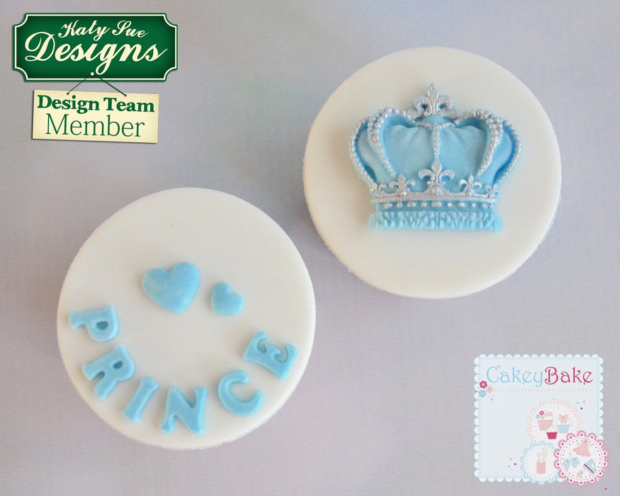 CD - An idea using the Crowns Silicone Mould product