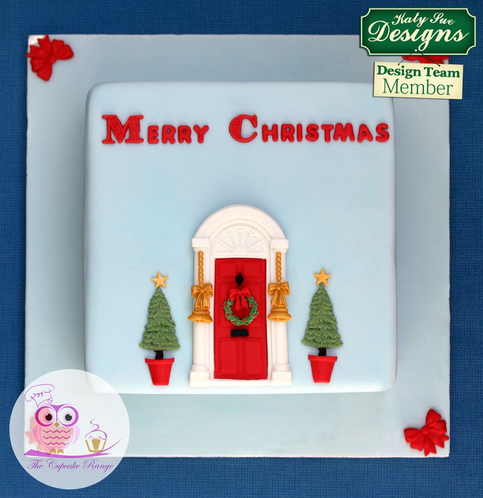 CD - An idea using the Christmas Bells Silicone Mould product
