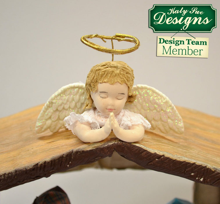 C - An idea using the Wings Silicone Mould product