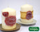 C - An idea using the Merry Christmas Mini Plaque Silicone Mould product