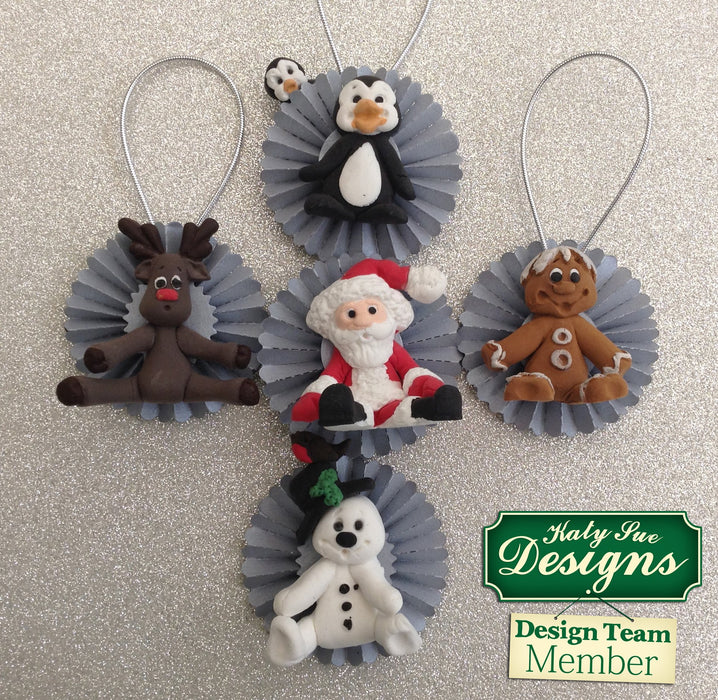 C - An idea using the Reindeer Sugar Buttons Silicone Moulds product