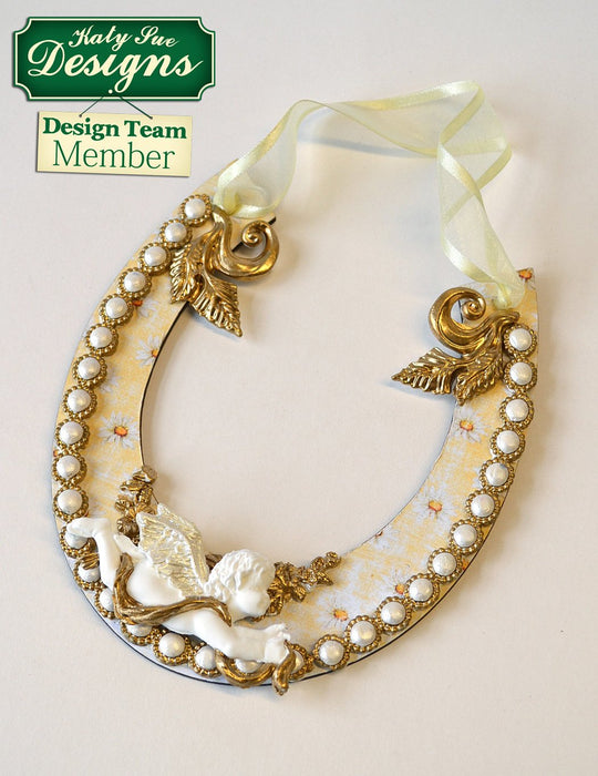 C - An idea using the Beaded Pearl Borders Mould product