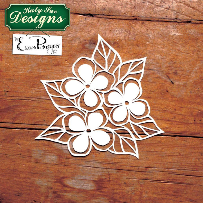 Adventures in Paper Cutting Series 4 Emma Boyes Template Craft Pad Book