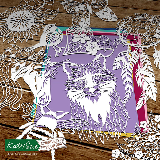 Adventures in Paper Cutting Gift Pack