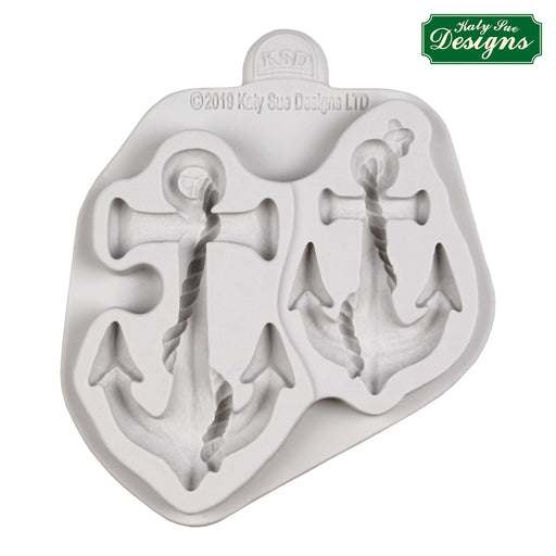 Anchors Silicone Mould for Cake Decorating and Craft