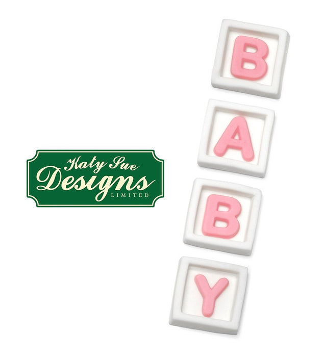 C&D - Baby Blocks Mould Pack Shot