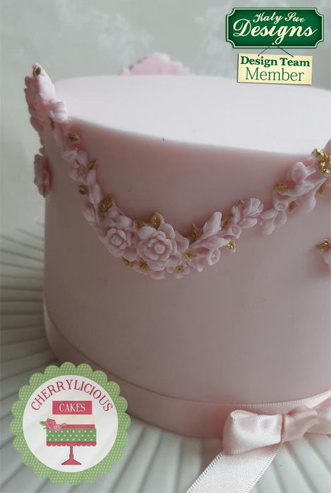 CD - Rose Medley Cake Decorating