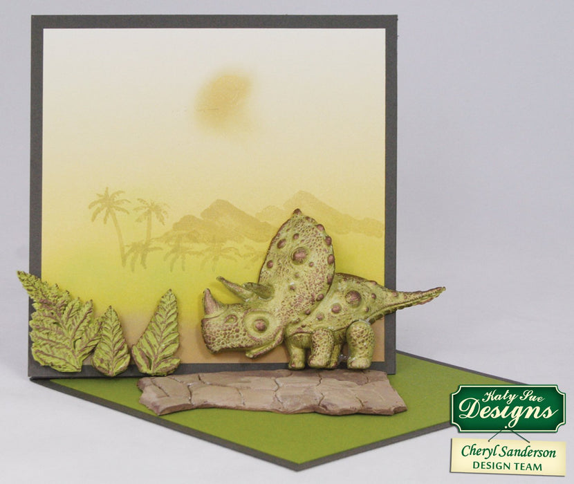 C - Diplodcus Cake and Craft Decorating Mold