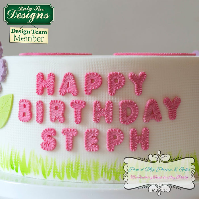 CD - Cross Stitch Cake Decorating