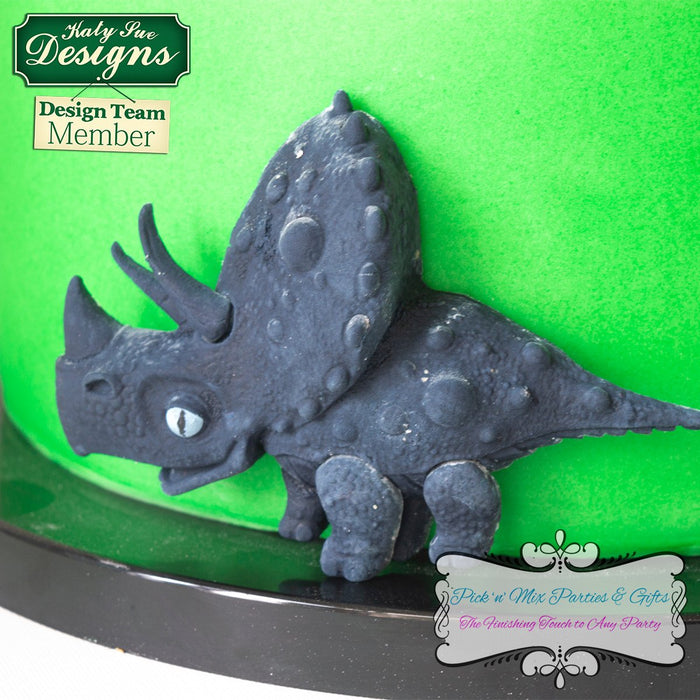 CD - Diplodcus Cake and Craft Decorating Mould