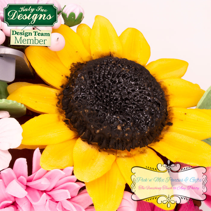 CD - Flower Pro Ultimate Sunflower / Daisy  Mould and Veiner