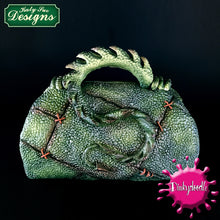 CD - Cake Decorating Eyes Dragon Dinosaur Silicone Mould