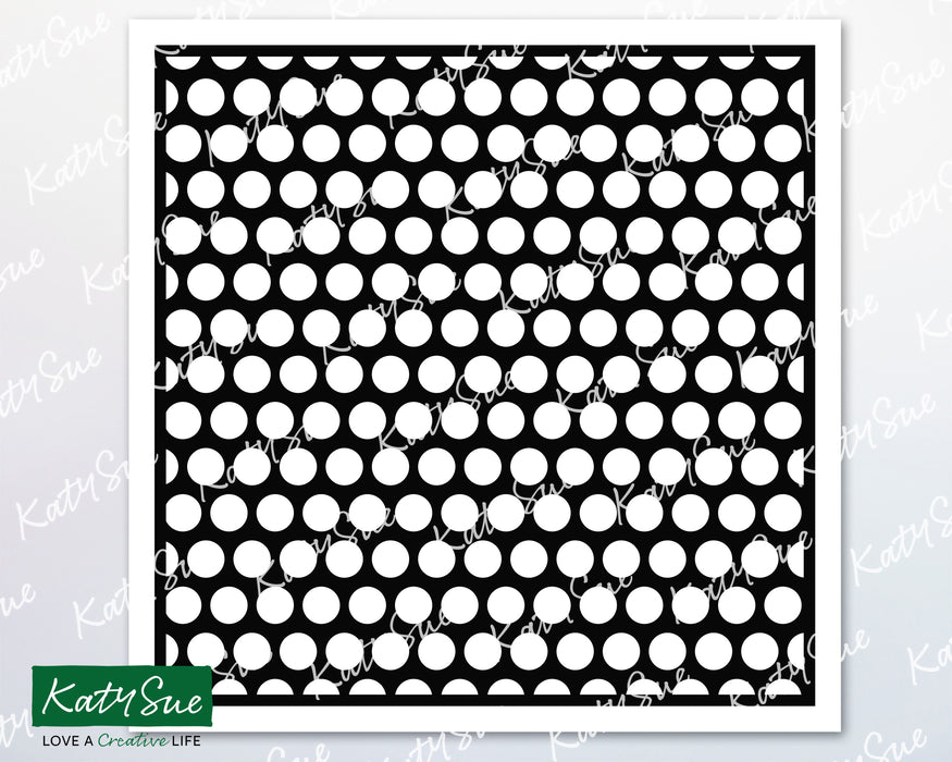Dots Stencil | Digital Cutting File