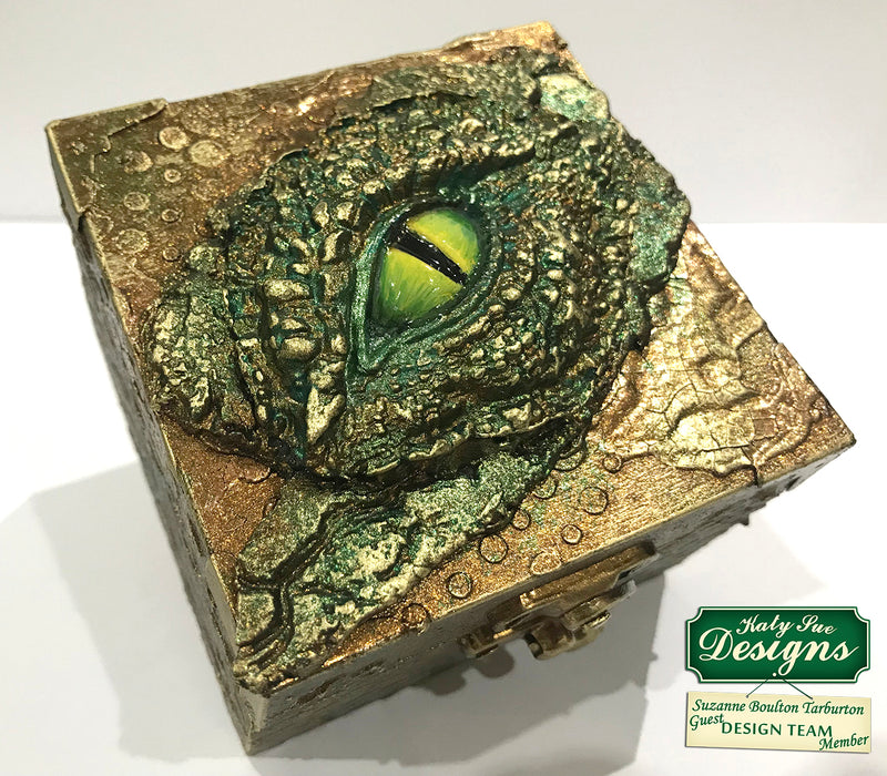 Dragon Eyes Mould