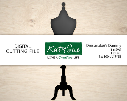 Dressmakers Dummy | Digital Cutting File