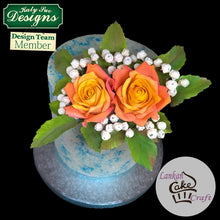 CD - Five Petal Rose Cutters for Cake