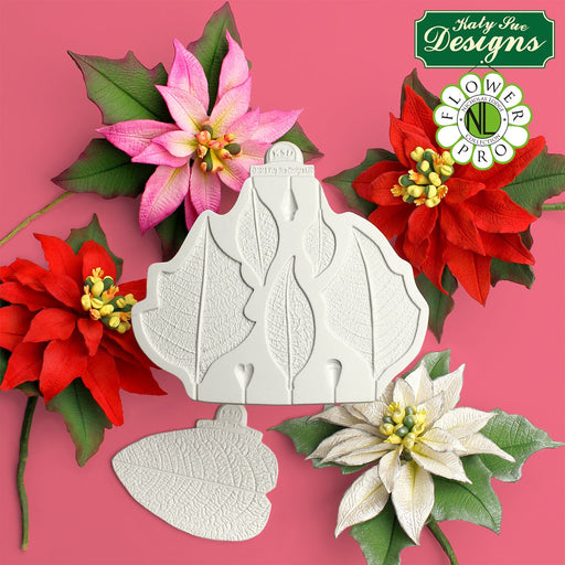 C&D - Flower Pro Poinsettia Mould